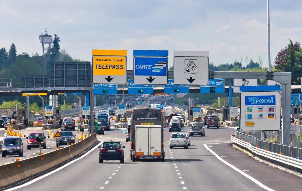 Autostrade: al via il Cashback dei pedaggi