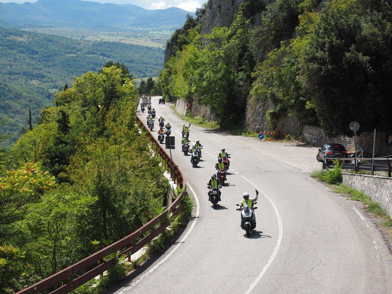 20-22 agosto: vi aspettiamo al nostro 1° Motopeperone!