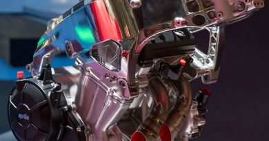 Primi dati sul motore Aprilia RS660