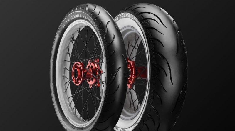 Richiamo pneumatici Avon Cobra Chrome (27-3-2020)