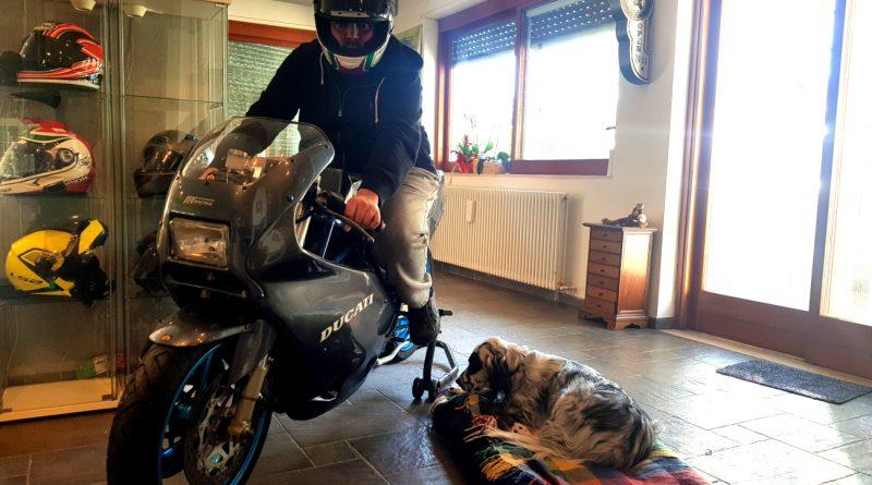 I motociclisti, la quarantena e tanta voglia di moto