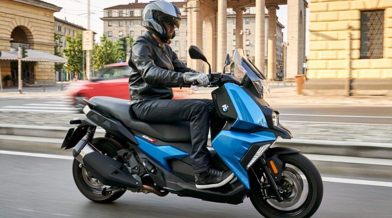 Richiamo per lo scooter BMW C 400 (3 aprile 2020)