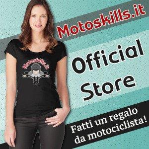 Il Merchandising di Motoskills