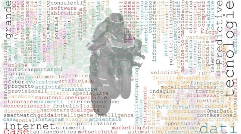 Il grande fratello viaggia in moto