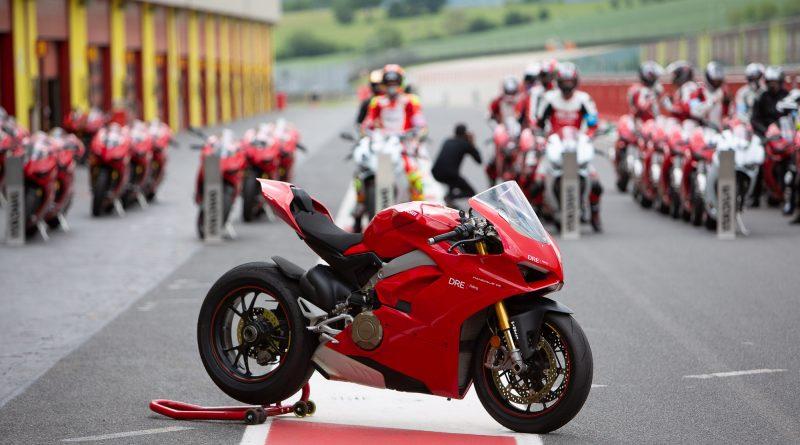 Ripartono i corsi della Ducati DRE Academy