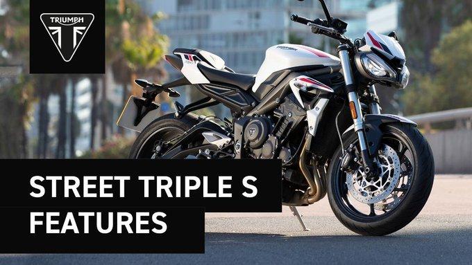 Triumph Street Triple S