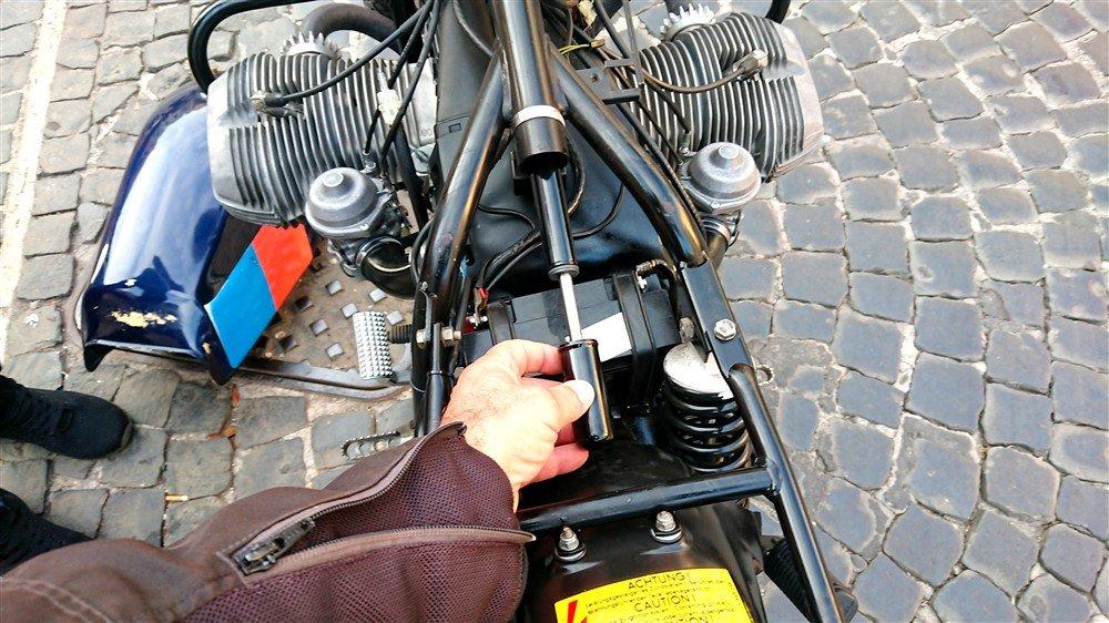 BMW GS 80 pompa aria boxer