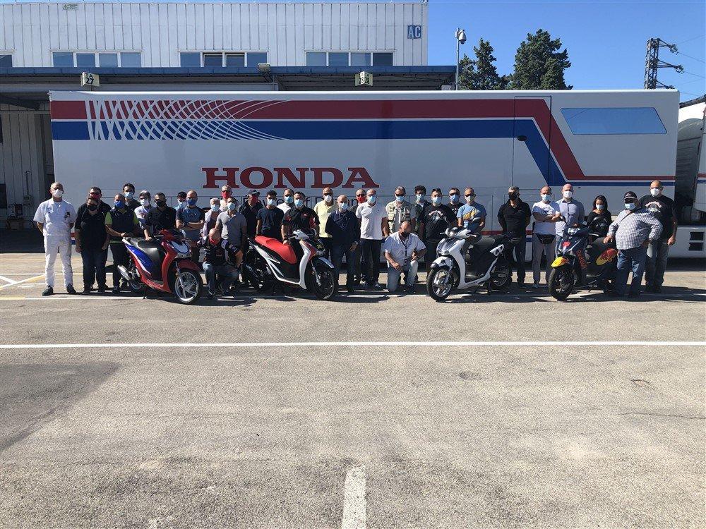 Honda 2020 Atessa