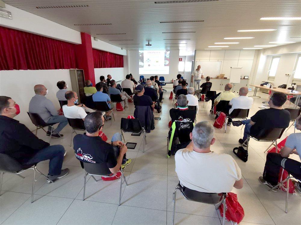 5° Technical Forum Honda Lubrificazione