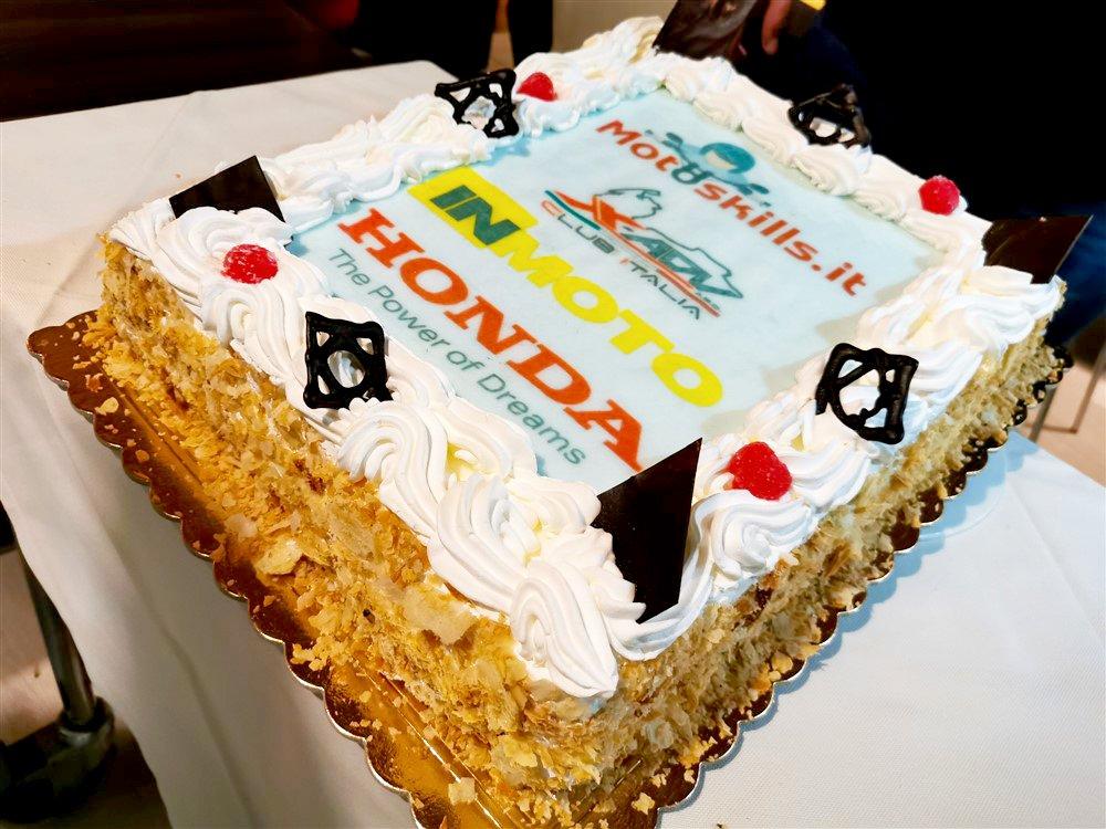 Honda 2020 La Villetta torta