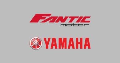Yamaha Fantic Motor logo