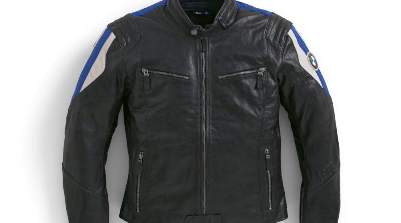Giacca BMW Club Leather Men's