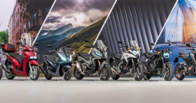 Honda Motor Europe Model Year 2021