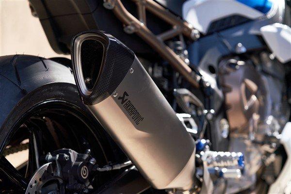 BMW S 1000 R 2021 exhaust scarico akrapovic