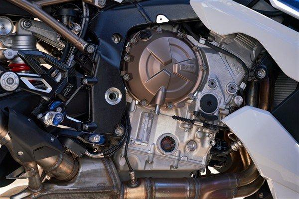 BMW S 1000 R 2021 engine motore