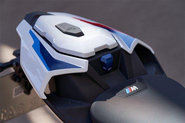 BMW S 1000 R 2021 seat sella codone