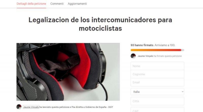 Petizione Interfono change org