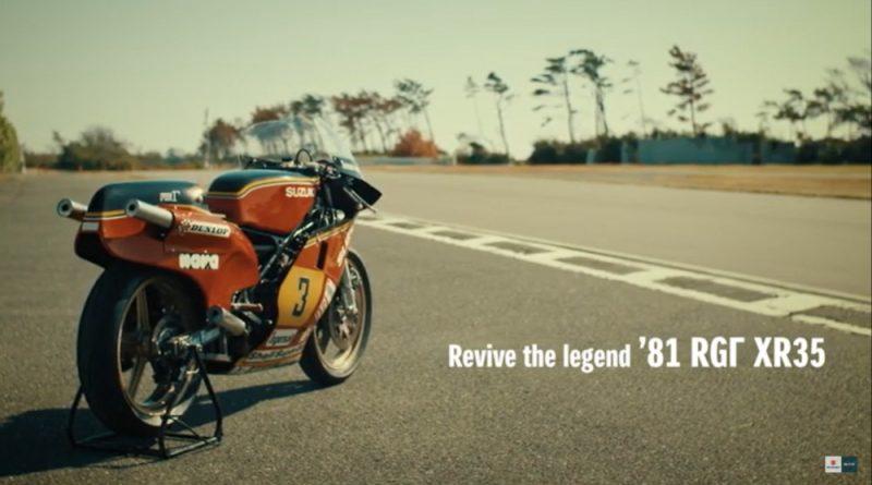Suzuki RG 500 Gamma 81 XR 35