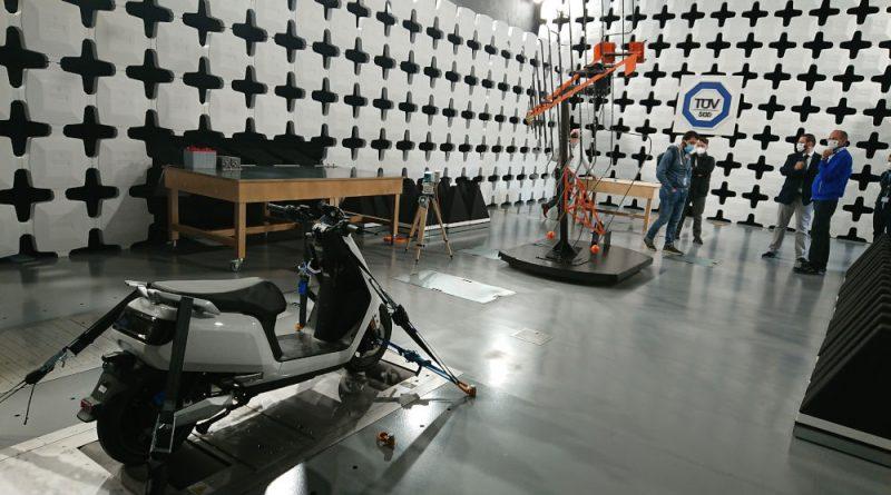 TÜV SUD: Il laboratorio delle meraviglie