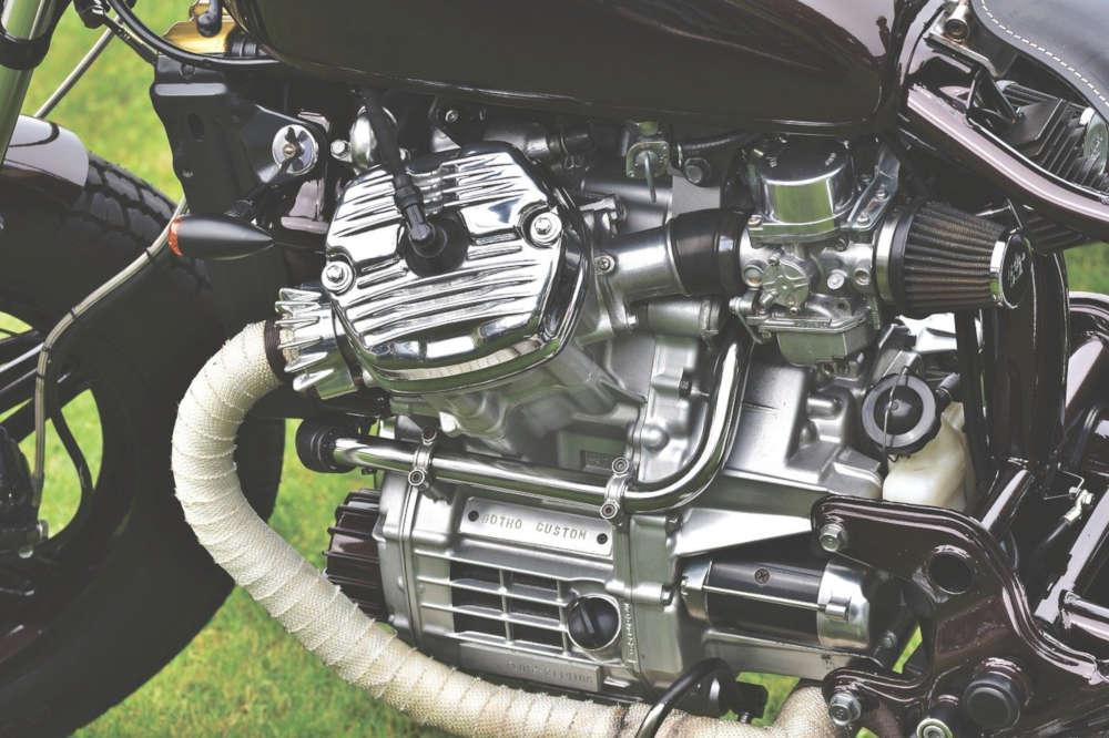 Motore Honda CX500