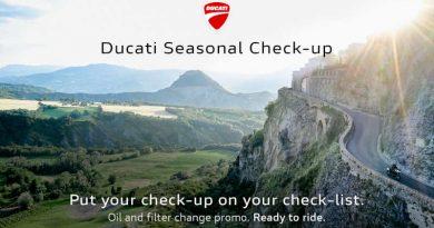 Ducati Seasonal CheckUp 2021