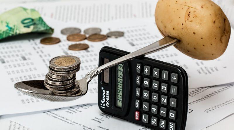 soldi bilancio calcolatrice