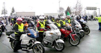 Manifestazione motociclisti spadino 2009