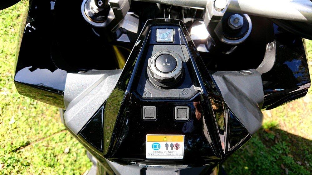 Honda X-ADV smartkey