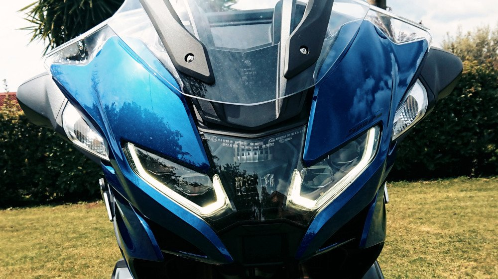 BMW R1250RT 2021 frontale