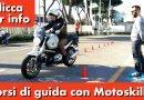 Sabato 5 giugno corso guida con Motoskills a Roma