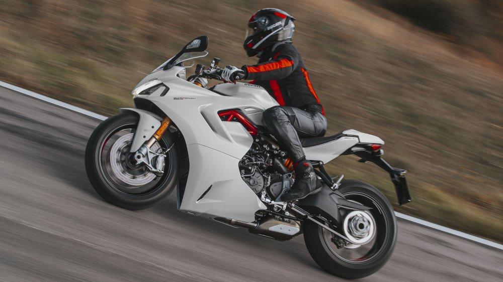 Ducati SuperSport 950 2020