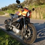 Harley-Davidson LiveWire:  l'elettrica double face