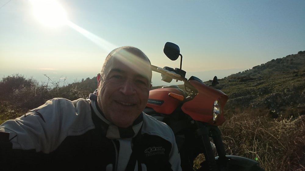 Harley Davidson LiveWire Riccardo Matesic