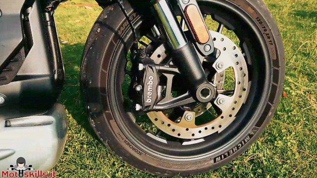 Harley Davidson LiveWire Brembo