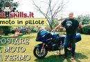 La moto in pillole: come si sposta la moto da fermo?