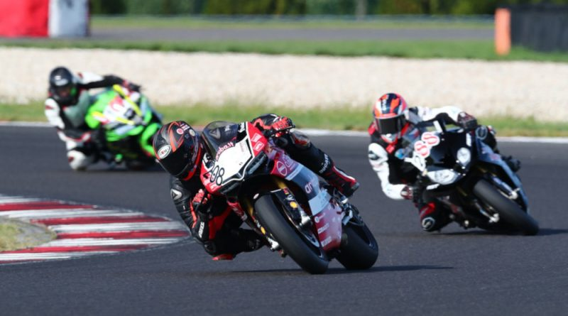 Piloti pista moto racing