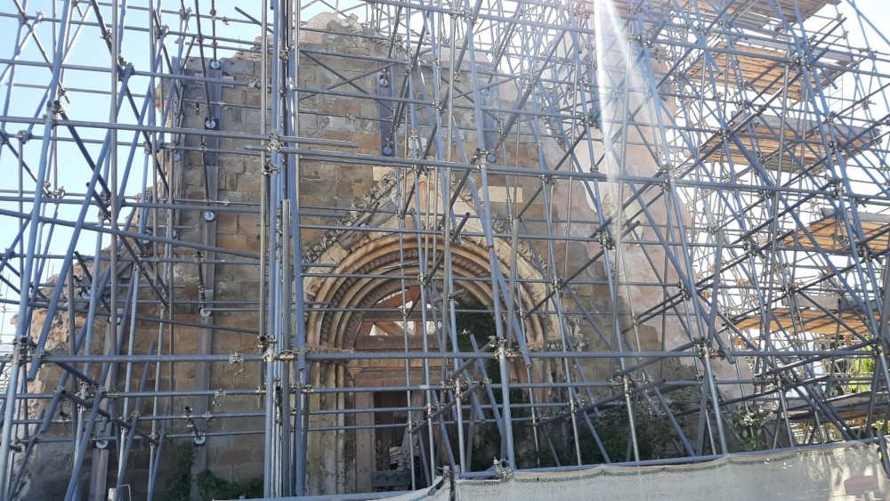 Amatrice chiesa di Sant'Agostino