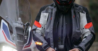 Giacca da moto Tech Air 5